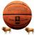 WITESSバースケトボア本革手触り室内室外セメントの耐久性抜群ボストン7号ボール軟皮公式试合バケトボア本革深ブラウンセット