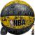 スポルディ・スペル7号ゴム花色バケットバスケットNBA室外耐久性抜群トリナインボール83-37 Y